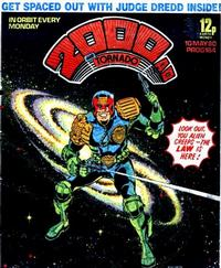 Cover Thumbnail for 2000 AD and Tornado (IPC, 1979 series) #164