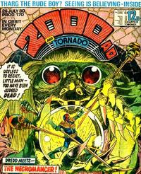 Cover Thumbnail for 2000 AD and Tornado (IPC, 1979 series) #170