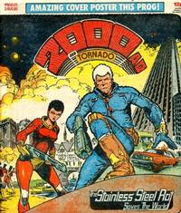 Cover Thumbnail for 2000 AD and Tornado (IPC, 1979 series) #171