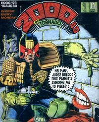 Cover Thumbnail for 2000 AD and Tornado (IPC, 1979 series) #173