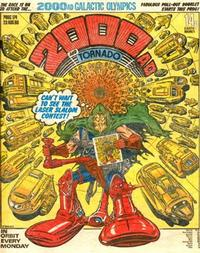Cover Thumbnail for 2000 AD and Tornado (IPC, 1979 series) #174