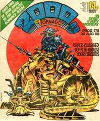Cover Thumbnail for 2000 AD and Tornado (IPC, 1979 series) #175