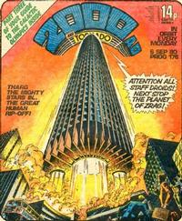 Cover Thumbnail for 2000 AD and Tornado (IPC, 1979 series) #176