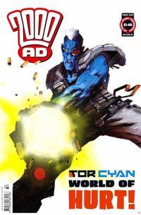 Cover Thumbnail for 2000 AD (Egmont UK, 2000 series) #1254