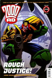 Cover Thumbnail for 2000 AD (Rebellion, 2001 series) #1264