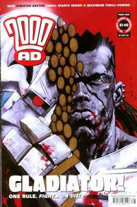 Cover Thumbnail for 2000 AD (Rebellion, 2001 series) #1266