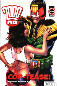 Cover Thumbnail for 2000 AD (Rebellion, 2001 series) #1271