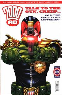 Cover Thumbnail for 2000 AD (Rebellion, 2001 series) #1275
