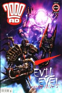 Cover Thumbnail for 2000 AD (Rebellion, 2001 series) #1277
