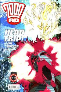 Cover Thumbnail for 2000 AD (Rebellion, 2001 series) #1278