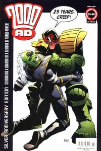 Cover Thumbnail for 2000 AD (Rebellion, 2001 series) #1280