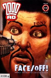 Cover Thumbnail for 2000 AD (Rebellion, 2001 series) #1284