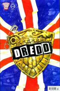 Cover Thumbnail for 2000 AD (Rebellion, 2001 series) #1293