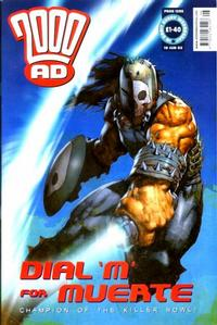 Cover Thumbnail for 2000 AD (Rebellion, 2001 series) #1296