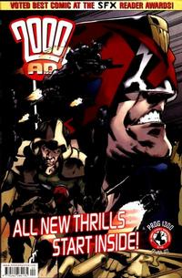 Cover Thumbnail for 2000 AD (Rebellion, 2001 series) #1300