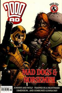 Cover Thumbnail for 2000 AD (Rebellion, 2001 series) #1305