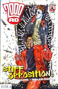 Cover Thumbnail for 2000 AD (Rebellion, 2001 series) #1308