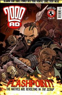 Cover Thumbnail for 2000 AD (Rebellion, 2001 series) #1312