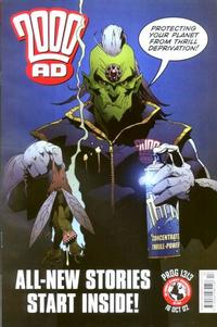 Cover Thumbnail for 2000 AD (Rebellion, 2001 series) #1313