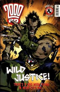 Cover Thumbnail for 2000 AD (Rebellion, 2001 series) #1314