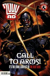 Cover Thumbnail for 2000 AD (Rebellion, 2001 series) #1321