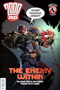 Cover Thumbnail for 2000 AD (Rebellion, 2001 series) #1322