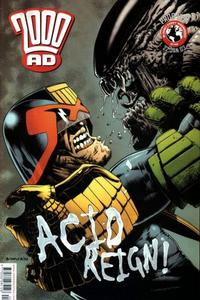 Cover Thumbnail for 2000 AD (Rebellion, 2001 series) #1324
