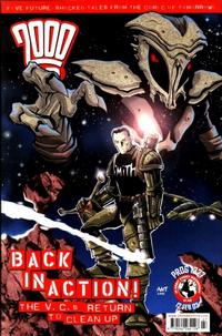 Cover Thumbnail for 2000 AD (Rebellion, 2001 series) #1327