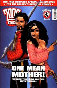 Cover Thumbnail for 2000 AD (Rebellion, 2001 series) #1328