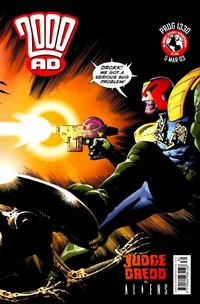 Cover Thumbnail for 2000 AD (Rebellion, 2001 series) #1330