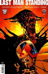 Cover Thumbnail for 2000 AD (Rebellion, 2001 series) #1335