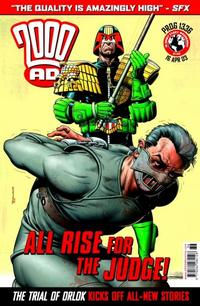 Cover Thumbnail for 2000 AD (Rebellion, 2001 series) #1336