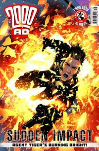 Cover Thumbnail for 2000 AD (Rebellion, 2001 series) #1338