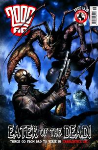 Cover Thumbnail for 2000 AD (Rebellion, 2001 series) #1339