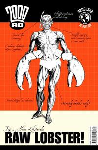 Cover Thumbnail for 2000 AD (Rebellion, 2001 series) #1349