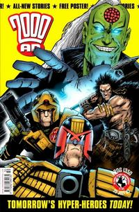 Cover Thumbnail for 2000 AD (Rebellion, 2001 series) #1350