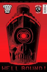 Cover Thumbnail for 2000 AD (Rebellion, 2001 series) #1360