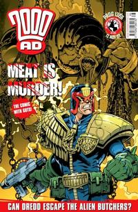 Cover Thumbnail for 2000 AD (Rebellion, 2001 series) #1366