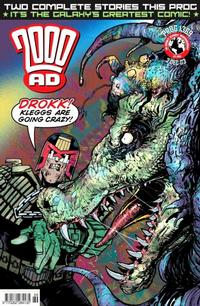 Cover Thumbnail for 2000 AD (Rebellion, 2001 series) #1369