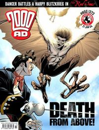 Cover Thumbnail for 2000 AD (Rebellion, 2001 series) #1373