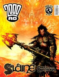 Cover Thumbnail for 2000 AD (Rebellion, 2001 series) #1375