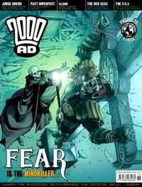 Cover Thumbnail for 2000 AD (Rebellion, 2001 series) #1376