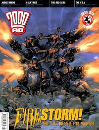 Cover Thumbnail for 2000 AD (Rebellion, 2001 series) #1378