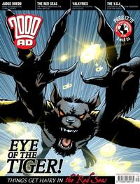Cover Thumbnail for 2000 AD (Rebellion, 2001 series) #1379