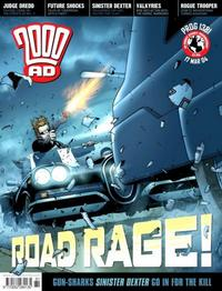 Cover Thumbnail for 2000 AD (Rebellion, 2001 series) #1381
