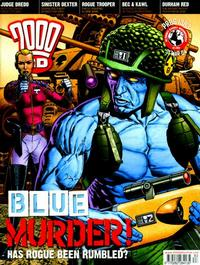 Cover Thumbnail for 2000 AD (Rebellion, 2001 series) #1383