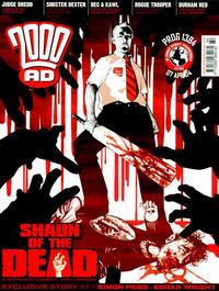 Cover Thumbnail for 2000 AD (Rebellion, 2001 series) #1384