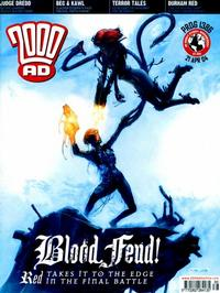 Cover Thumbnail for 2000 AD (Rebellion, 2001 series) #1386