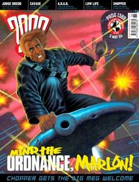 Cover Thumbnail for 2000 AD (Rebellion, 2001 series) #1388