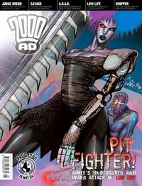 Cover Thumbnail for 2000 AD (Rebellion, 2001 series) #1390